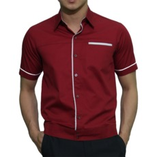 Tailor Made Polo Shirt Corporate Office Uniform Formal