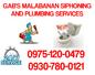 Gabs Malabanan Septic Tank Siphoning Services
