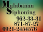 LB MALABANAN BEST IN SIPHONING AND OTHER SERVICES 871-8727