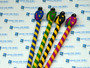 Colorful Bugs Polymer Pen for Christening and Birthday Souvenir