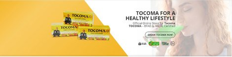 Tocoma For Healthy Living
