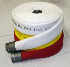 Commercial and Industrial Fire Hose