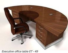 Executive Table Et- 49