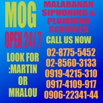 MOGMalabananService - Quezon City, Manila