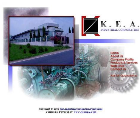 KEA INDUSTRIAL CORPORATION