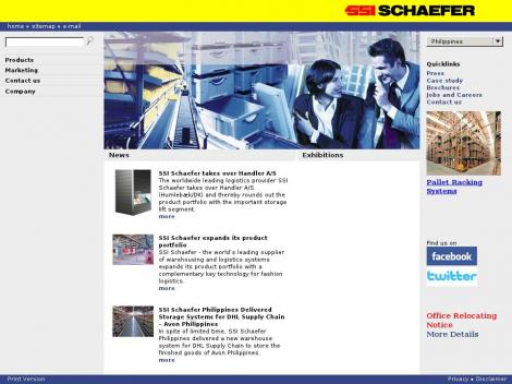 SSI SCHAEFER SYSTEMS PHILIPPINES