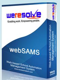 Web-based School Automation Management System (Web-SAMS