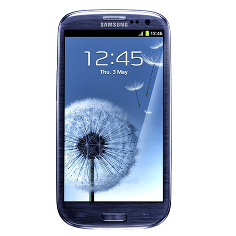 Best selling products Samsung Galaxy SIII T999