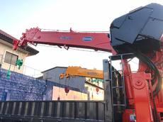 Euro 4 Daewoo 15 tons Boom Truck/ Truck Mounted Crane