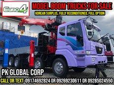 Daewoo Boom Truck EURO 4 Model For Sale!!