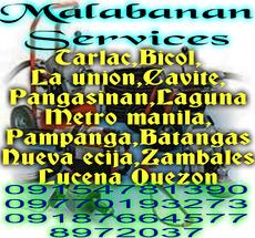 DCJ Malabanan pozo negro services 097701932735