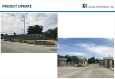 Cavite Technopark industrial lot