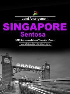 Singapore Sentosa Land Arrangement