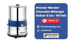 Chocolate Refiner - Nut Butter Grinder - Buy Online
