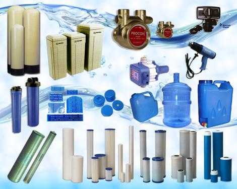 water refilling station supplies and services