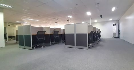 For Rent: BPO-ready Office Space in Makati