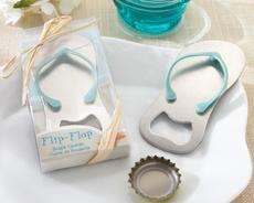 Bottle Opener Flipflops Wedding, Birthday Chrsitening Souvenir