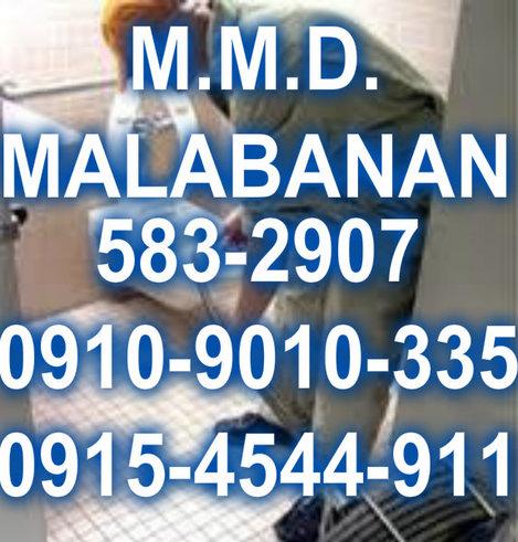 M.M.D. Malabanan Siphoning Septic Tank/De clogging Services