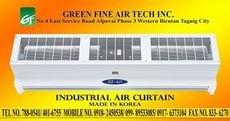 Ez- Air Curtain Industrial type