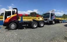 2 units of 10 Wheeler Daewoo Tractor Head Doosan and Cummins Engine