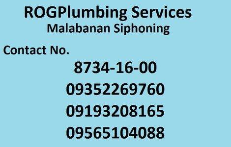 RPSMalabananSiphoningServices 09193208165/09565104088