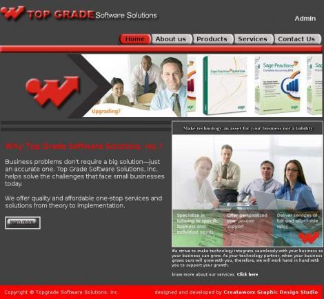 Top Grade Software Solution Inc
