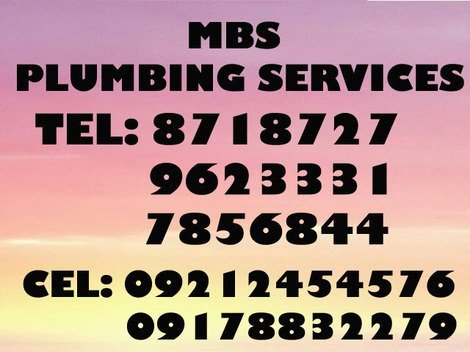 Malabanan NO1 In siphoning and Declogging services 8718727