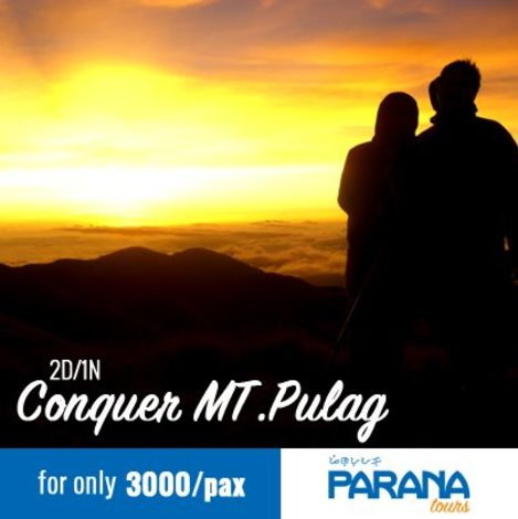 Mt. Pulag Climb Ambangeg-Ambangeg 2 Days 1 Night