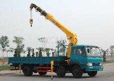 Boom And Crane Truck Rentals