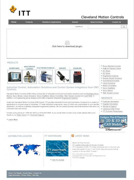 Industrial Controls Systems