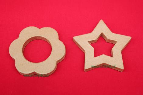 Paper Mache Ornaments