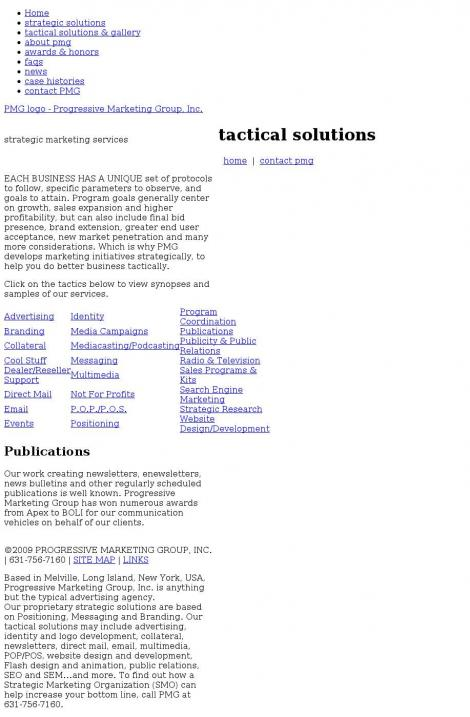Tactical Solutions Marketing Group Inc.