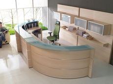 BestReception Counter Table & DesksFor Office