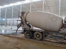 Ready-mix concrete