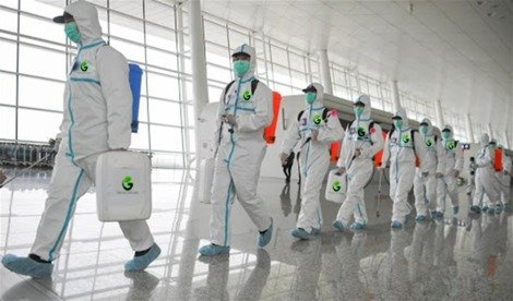 Disinfection Professionals