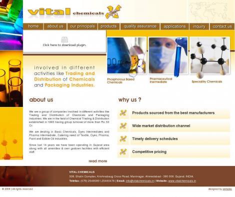 Vital Chemicals