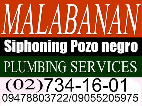 Malabanan Siphoning Pozo negro and plumbing services 7341601 - guiguinto