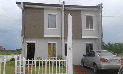 For Sale 2 Storey Townhouse with Carport in Gen Trias, Cavit