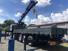 15 tons boom truck (euro4)