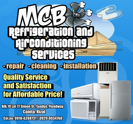 Aircon Repair / Cleaning / Installation