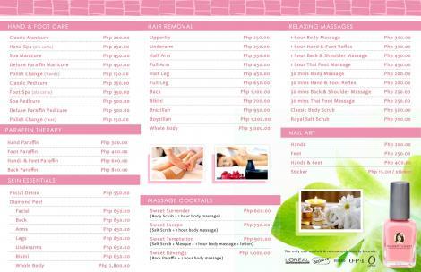Home Service Nails Salon & Spa Services