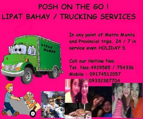 POSH ON THE GO !!! LIPAT BAHAY / OFFICE TRANSFER