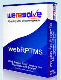 Web-Real Property Tax Management System