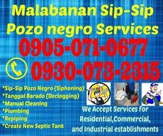 Bulacan Malabanan_ Siphoning of Septic Tank Services