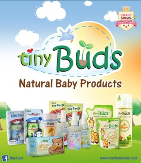 Tiny Buds Natural Baby Care Products
