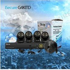 4CH HD KIT: G4KITD