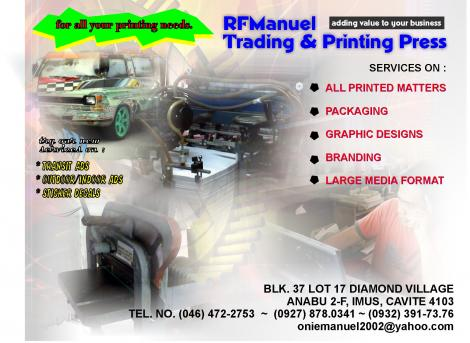 offset & commercial printer