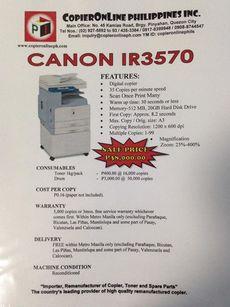 CANON IR 33570