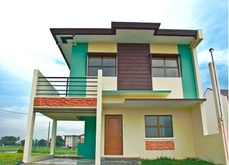 klaire house and lot at antel grand village cavite