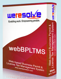 Web-based Business Permit and Licensing Tax Management System (Web-BPLTMS)